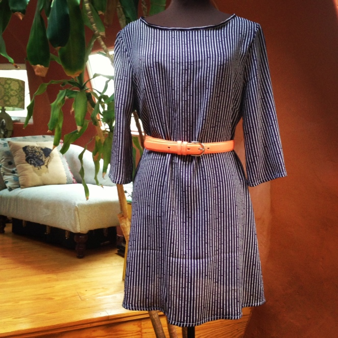 The Favorite Dress. 100% silk. Size M-L. $168
