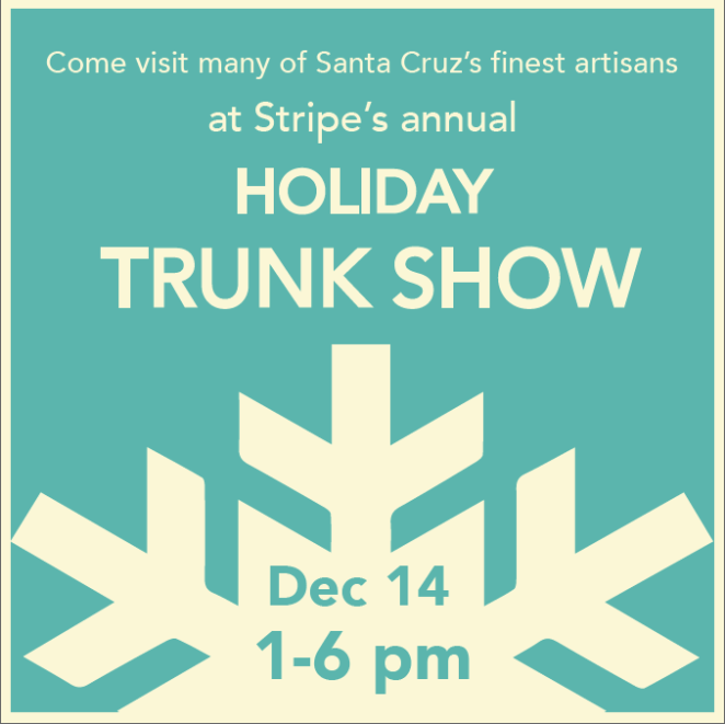 Stripe Design Group Trunk Show